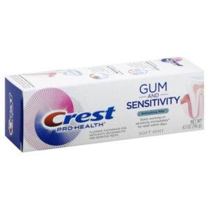 crest-sensativity